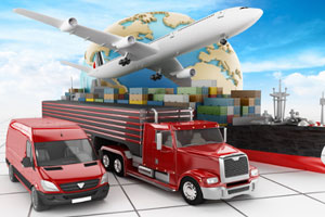 Courier, Logistics & Transportation